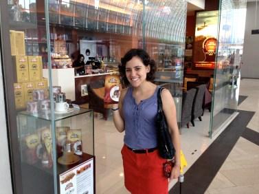Yay! Vietnamese Coffee!