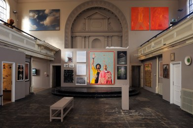 Installation shot, Project 176, Zabludowicz Collection, London