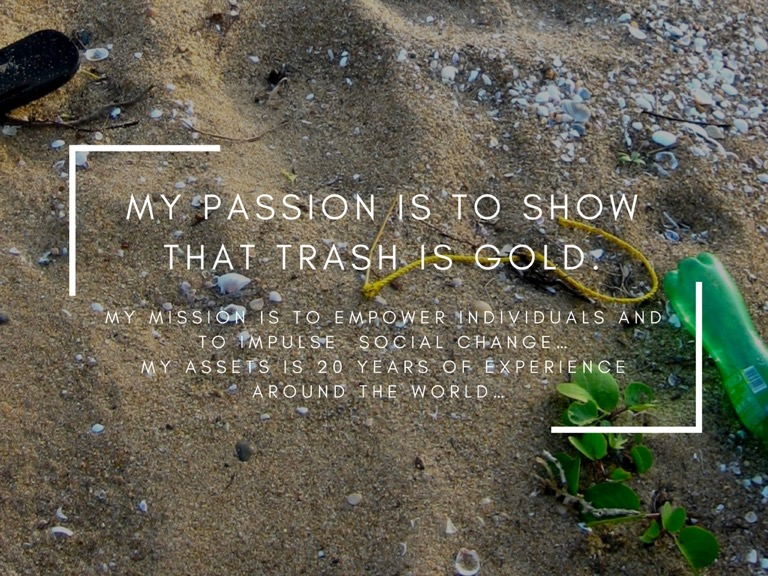 trash is gold