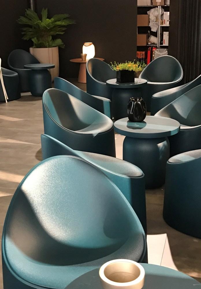 mobilier professionnel et particulier Salon milan 2017