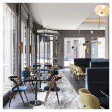 Restaurant ambiance design