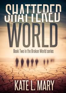 Shattered World Cover