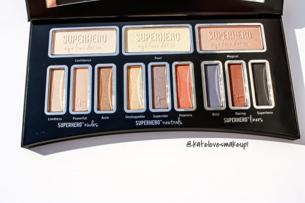 IT Cosmetics Superhero Palette