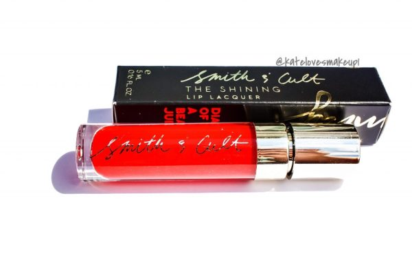 Smith & Cult Lip Lacquer | Kate Loves Makeup