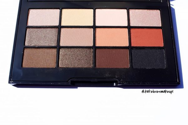 Jouer Essential Matte and Shimmer Eyeshadow Palette