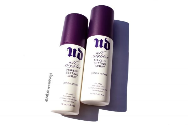 Urban Decay All Nighter Setting Spray | Kate Loves Makeup