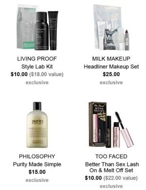 Sephora Black Friday 2016 | Kate Loves Makeup