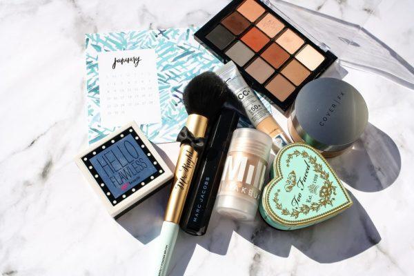January 2017 Makeup Favorites | Kate Loves Makeup