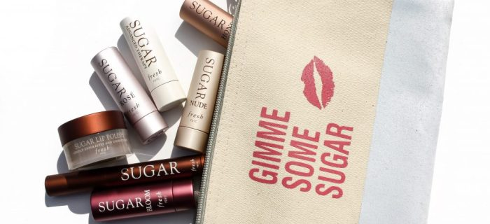 NEW LIP PRODUCTS FROM FRESH BEAUTY