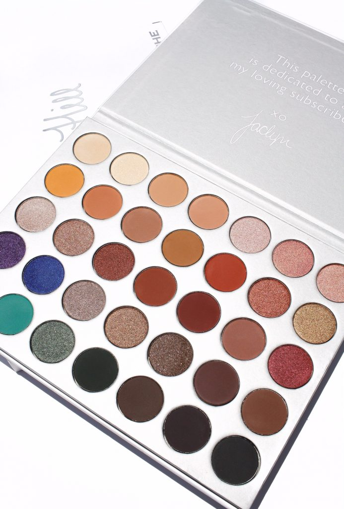 THE JACLYN HILL PALETTE WITH MORPHE | A SKEPTIC'S REVIEW | Kate Loves Makeup