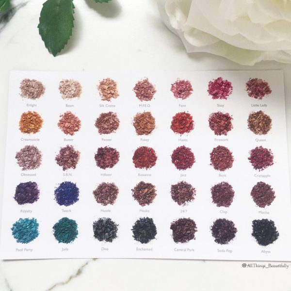 THE JACLYN HILL PALETTE WITH MORPHE | A SKEPTIC'S REVIEW