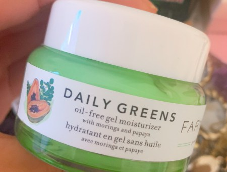 daily green moisturizer