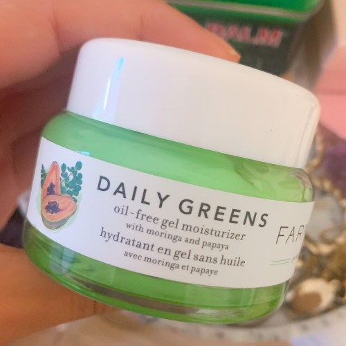daily green moisturizer