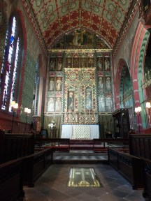 St. Salvador's Episcopal Church altar