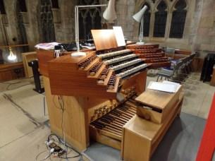 1973 Hradetzky organ