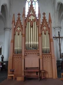 1854 E & GG Hook organ, Boom
