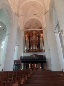 2013 Flentrop organ (restored), Hauptkirche St. Katherinen, Hamburg