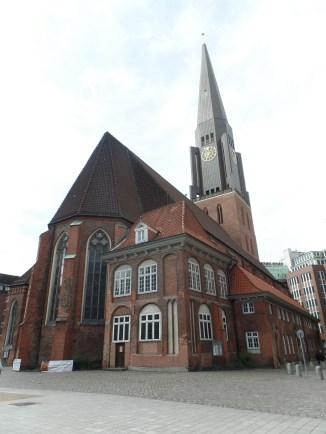 Hauptkirche Sankt Jacobi, Hamburg