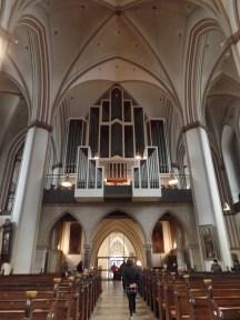 1955 von Beckerath organ, Hauptkirche St. Petri, Hamburg