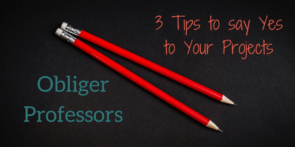 Obliger Professors Write More