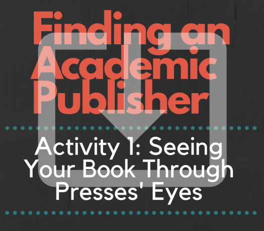 Finding a Publisher_The Ultimate Workbook Activity 1 Image