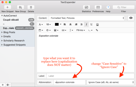 TextExpander Tech Tools for Large Academic Writing Projects