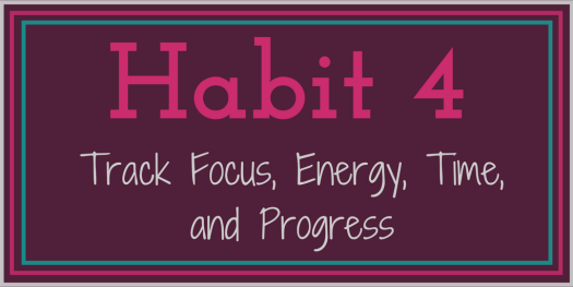 7 Writing Habits for Scholars to Cultivate_ Habit 3 Track your Focus, Energy and Progress
