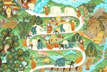 le sentier de samatha