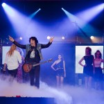fashion + aid, band, music, performance, show, entertainment, Melbourne, Victoria, kate mccombie