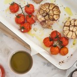 food, tomatoes, garlic, vegetables, kate mccombie, photographer, melbourne
