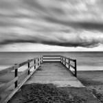 water, seascape, clouds