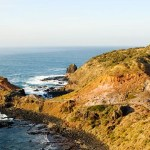 Mornington Peninsula, cliff, seascape, kate mccombie, photographer, melbourne