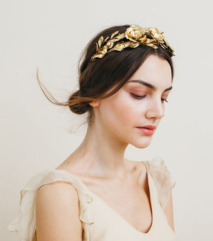 our favorite bridal hair accessories