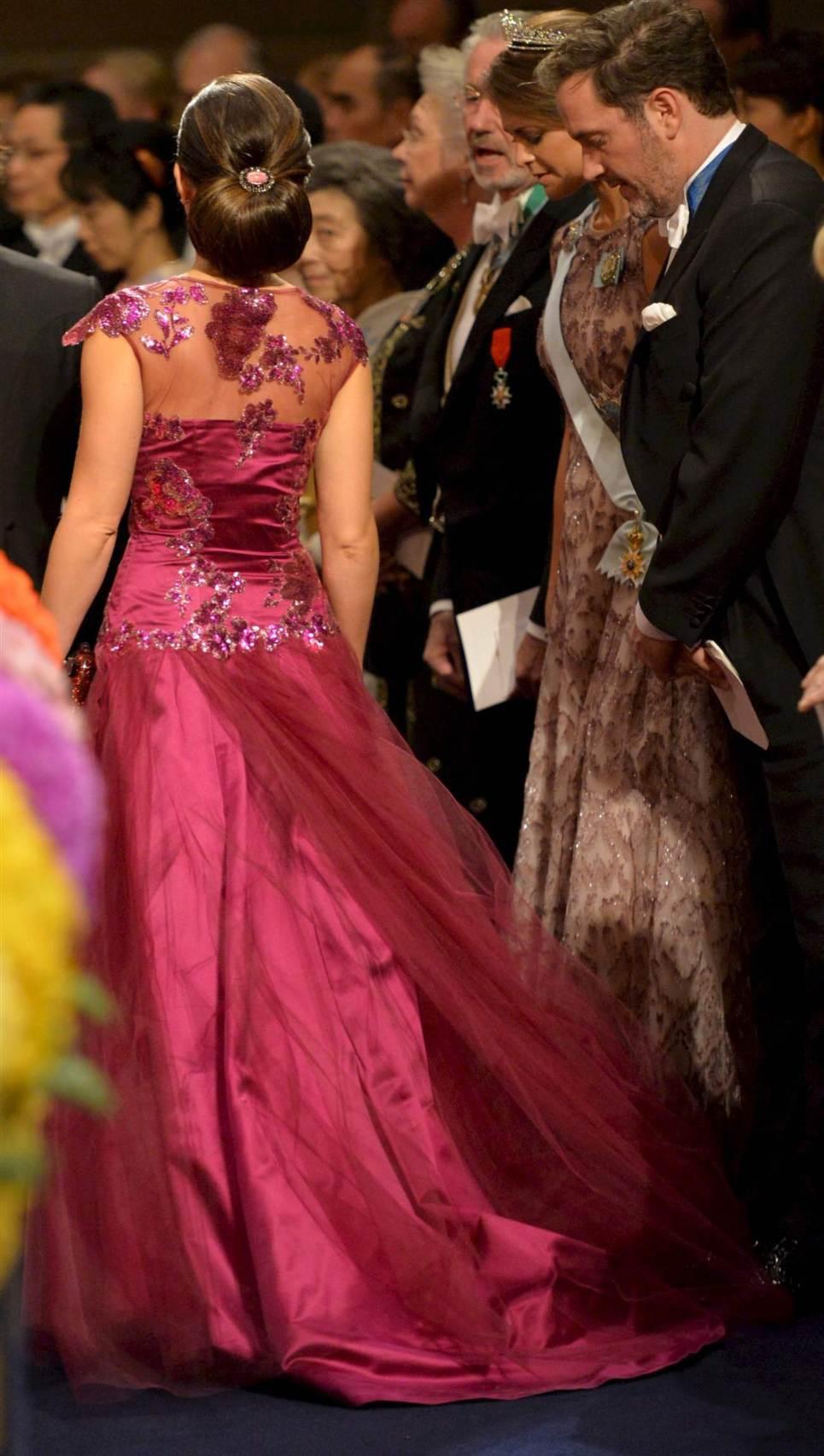silvia victoria madeleine sofia which swedish royal lady looked