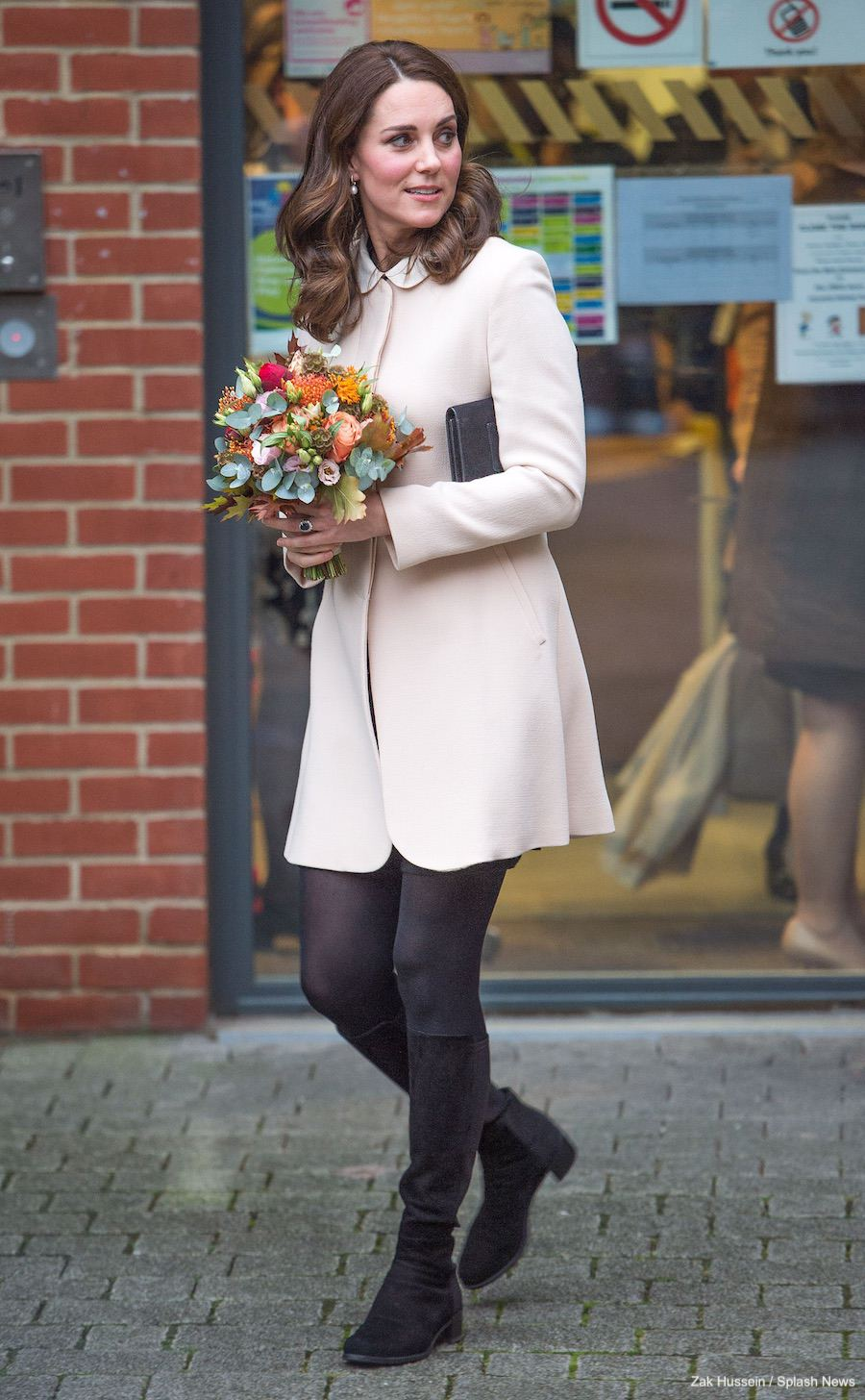 Kate Middleton Hornsey Road