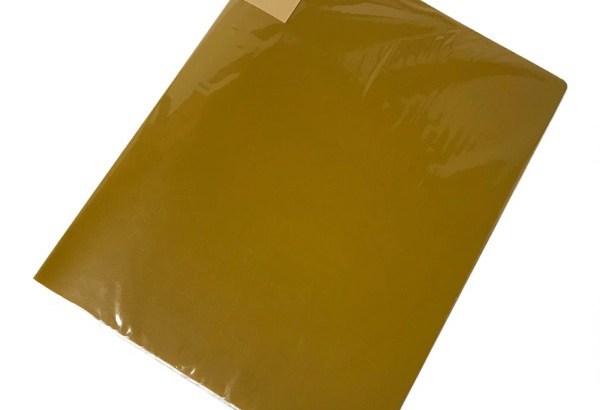 100均セリアの『A4ポケット式ファイル32Pアースカラー』がベージュ色でシンプル!