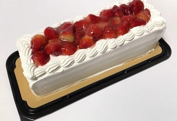 コストコの『トリプルベリーケーキ』お得なクリスマスケーキで美味しい!