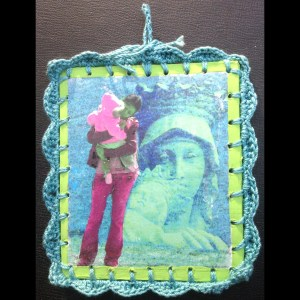 Mother Mary Retablos