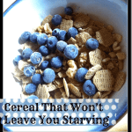 Cereal That Won't Leave You Starving