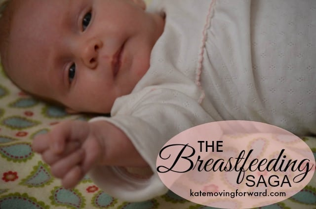 The Breastfeeding Saga My struggles with breastfeeding, finding peace and joy in this stage of motherhood.