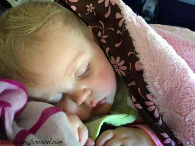 babies love routine!