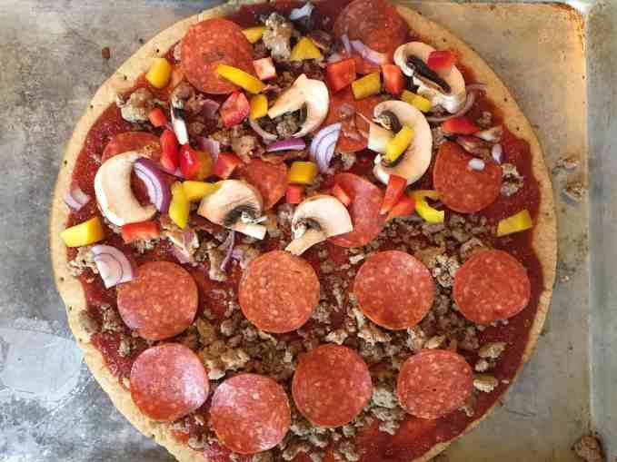 pizza win