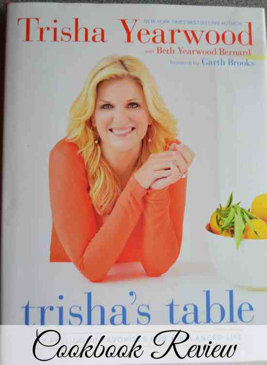 Trisha's Table Cookbook Review