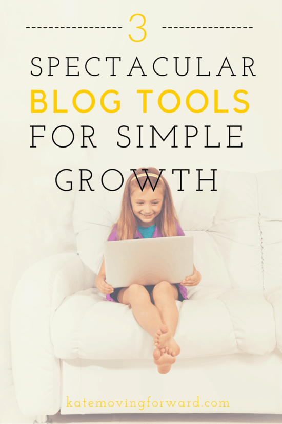 3 Blog Tools for simple growth