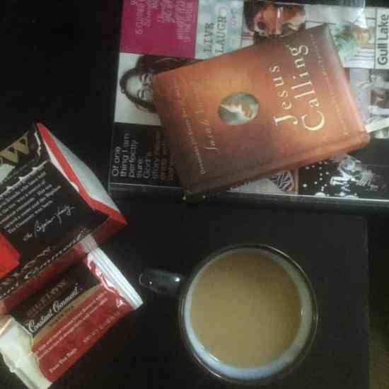 bigelow tea morning