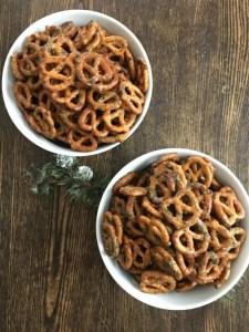 Spiced Pretzel Recipe