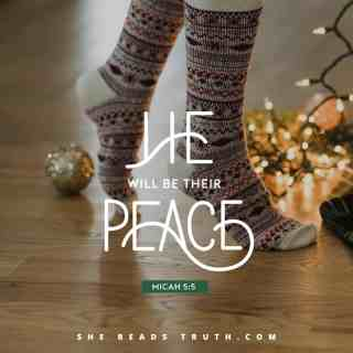 He is our peace