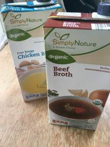 broth from aldi