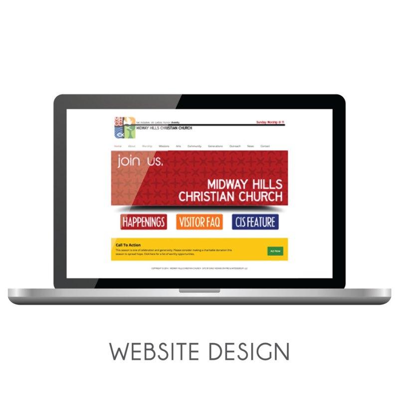 Midway Hills Christian Church | Website Design