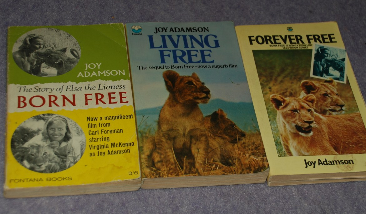The Story of Elsa the lioness, Born Free, Living Free and Forever Free